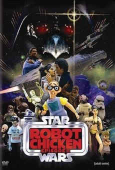 Película: Robot Chicken: Star Wars II
