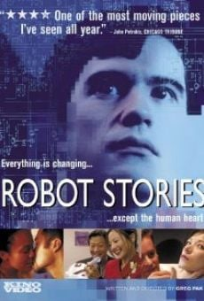 Película: Robot Stories