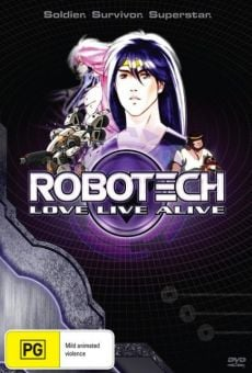 Robotech: Love Live Alive online streaming