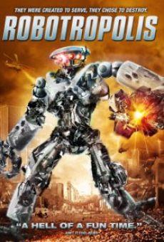 Ver película Robotropolis
