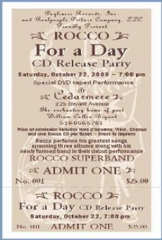 Rocco at Cedarmere on-line gratuito
