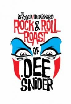 Watch Rock and Roll Roast of Dee Snider online stream