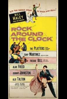Ver película Rock Around the Clock