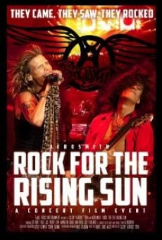 Rock for the Rising Sun on-line gratuito