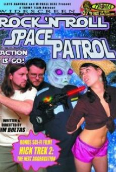 Rock 'n' Roll Space Patrol Action Is Go! online kostenlos