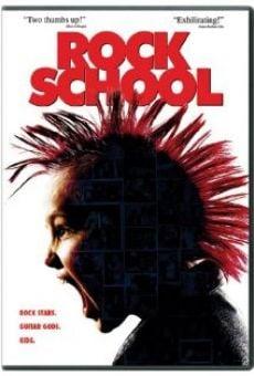Ver película Rock School