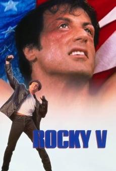 Ver película Rocky 5