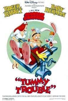 Roger Rabbit: Tummy Trouble