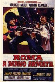 Película: Roma a mano armada