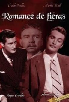 Ver película Romance de fieras