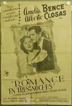 Ver película Romance en tres noches