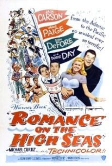 Romance on the High Seas on-line gratuito