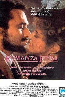 Ver película Romanza final
