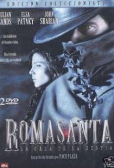 Ver película Romasanta, la caza de la bestia