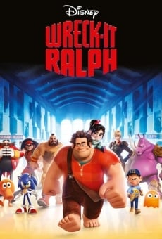 Ver película ¡Rompe Ralph!