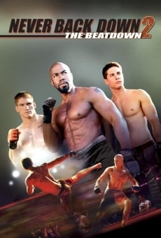 Never Back Down 2 online