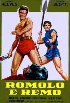 Película: Rómulo y Remo