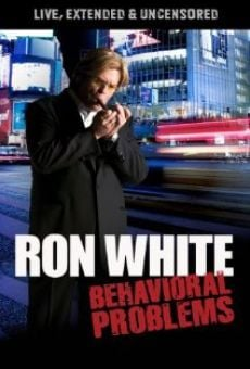 Película: Ron White: Behavioral Problems