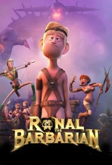 Ver película Ronal the Barbarian