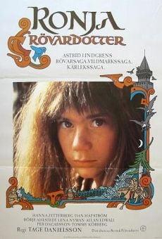 Ver película Ronja Rövardotter