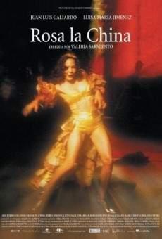 Ver película Rosa la China