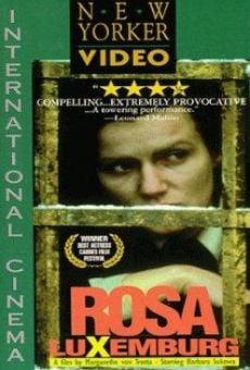 Ver película Rosa Luxemburgo