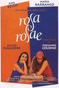 Ver película Rosa Rosae