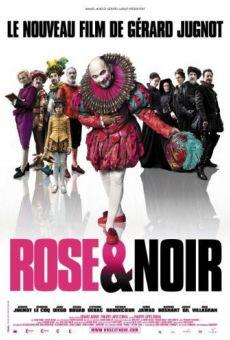Rose et noir on-line gratuito