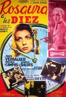 Ver película Rosaura a las diez