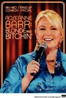 Película: Roseanne Barr: Blonde and Bitchin'