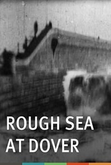 Rough Sea at Dover online