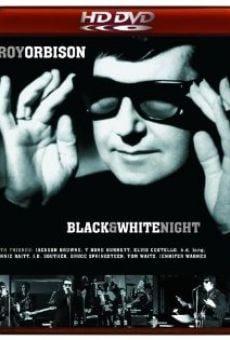 Película: Roy Orbison and Friends: A Black and White Night