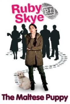 Ver película Ruby Skye P.I.: The Maltese Puppy