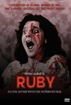 Ver película Ruby