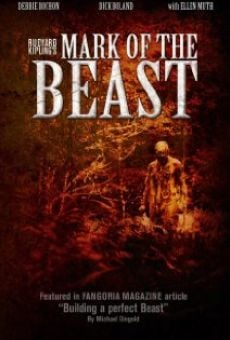 Película: Rudyard Kipling's Mark of the Beast