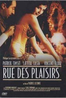 Ver película Rue des plaisirs