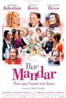 Rue Mandar on-line gratuito
