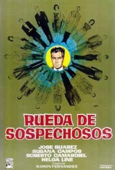 Ver película Rueda de sospechosos