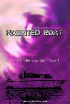 Haunted Boat online