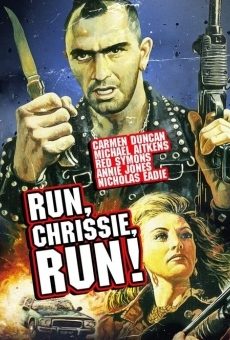 Run Chrissie Run! on-line gratuito