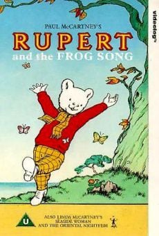 Rupert and the Frog Song online free