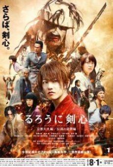 Rurôni Kenshin: Kyôto taika-hen on-line gratuito