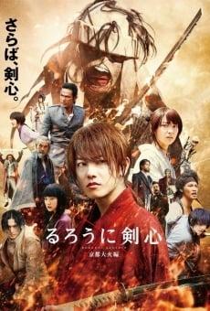 Ver película Rurouni Kenshin: Kyoto en llamas