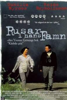 Ver película Rusar i hans famn