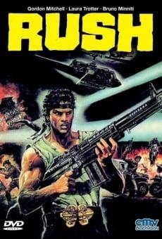 Ver película Rush, el guerrero diabólico