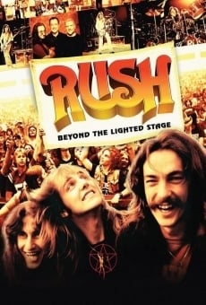 Ver película Rush: Beyond the Lighted Stage