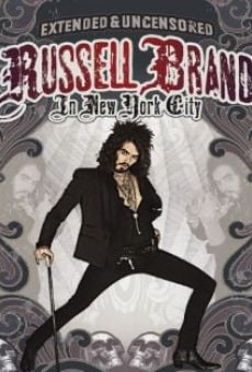 Película: Russell Brand in New York City