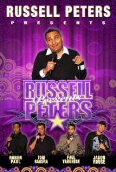 Russell Peters Presents online