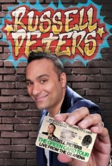 Ver película Russell Peters: The Green Card Tour - Live from The O2 Arena