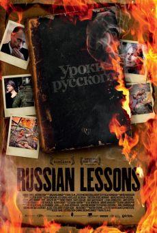 Ver película Russian Lessons